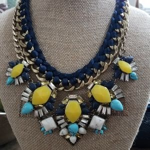 Limoncello Statement Necklace